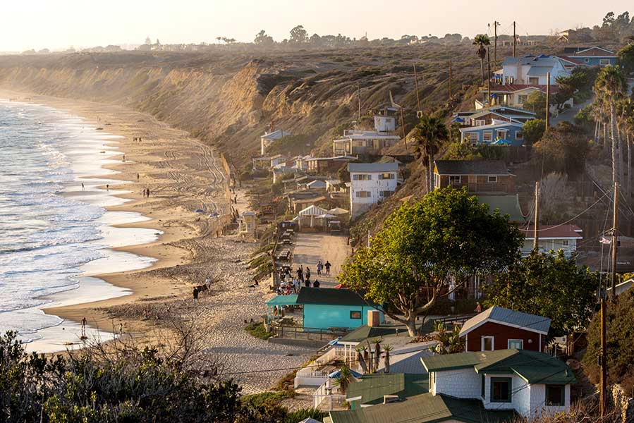 Historic District Tour Crystal Cove Conservancy